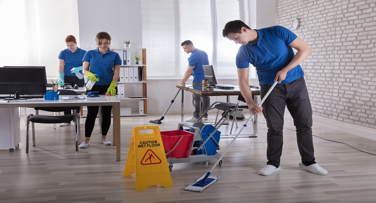 cleaning sub sector