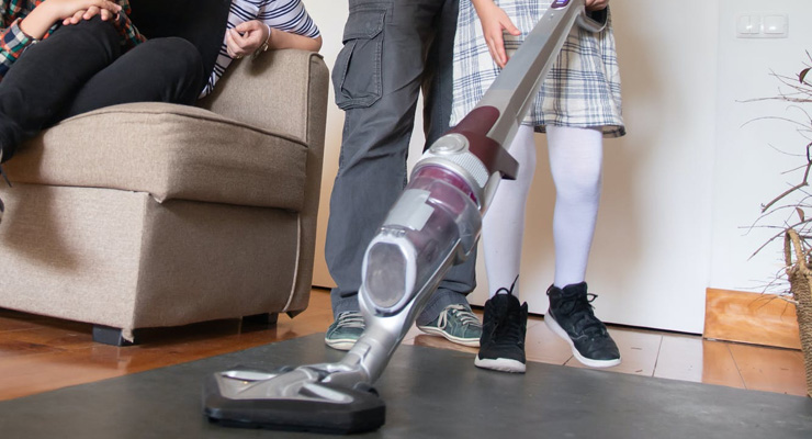 What to Look For in an Upright Vacuum